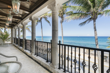 Home for Sale at 104 Gulfstream Road, Palm Beach FL 33480