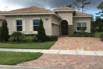 Home for Sale at 10925 SW Visconti Way, Port Saint Lucie FL 34986