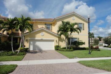 Home for Rent at 4648 Cadiz Circle, Palm Beach Gardens FL 33418