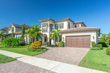 Home for Rent at 8925 Watercrest Circle E, Parkland FL 33076