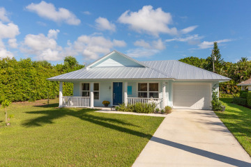 Home for Sale at 9155 SE Athena Street, Hobe Sound FL 33455