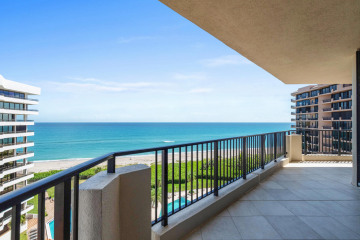 Home for Sale at 570 Ocean Drive #901, Juno Beach FL 33408