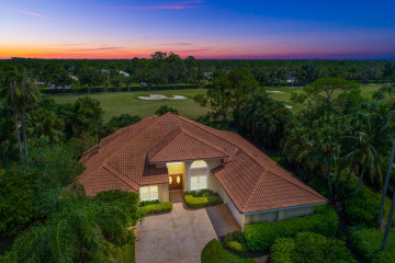 Home for Sale at 4064 SW Gleneagle Circle, Palm City FL 34990