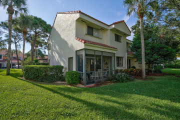 Home for Sale at 202 Sea Oats Drive, Juno Beach FL 33408