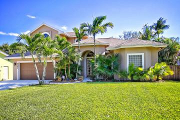 Home for Sale at 8090 SE Crossrip Street, Hobe Sound FL 33455