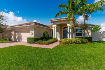 Home for Sale at 484 NW Windflower Terrace, Jensen Beach FL 34957