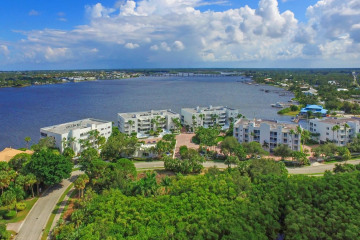 Home for Sale at 1160 SW Chapman Way #206, Palm City FL 34990