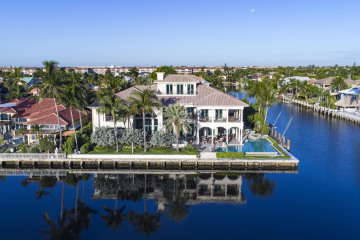 Home for Sale at 963 Evergreen Drive, Delray Beach FL 33483