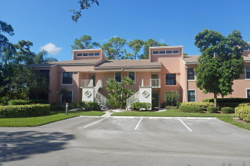 Home for Sale at 13456 Harbour Ridge Boulevard #4A, Palm City FL 34990