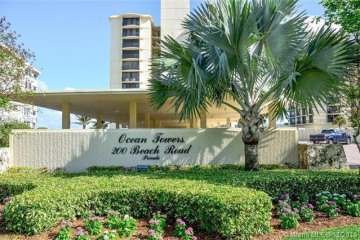 Home for Rent at 200 S Beach Road #303, Tequesta FL 33469