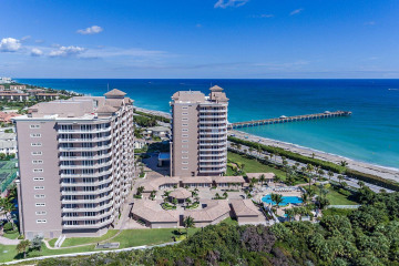 Home for Sale at 750 Ocean Royale Way #503, Juno Beach FL 33408
