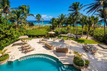 Home for Sale at 719 N Ocean Boulevard, Delray Beach FL 33483