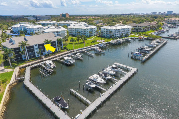 Home for Sale at 543 N Bay Colony Drive, Juno Beach FL 33408