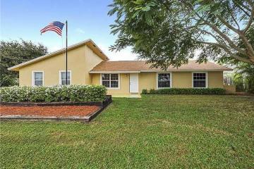 Home for Sale at 19681 SE County Line Road, Tequesta FL 33469