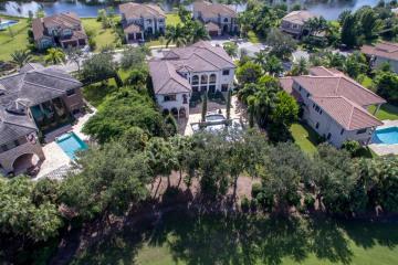 Home for Sale at 6843 Lost Garden Terrace, Parkland FL 33076