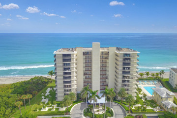 Home for Sale at 400 Beach Road #304, Tequesta FL 33469