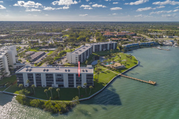 Home for Sale at 100 Intracoastal Place ##502, Tequesta FL 33469