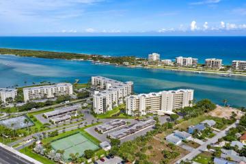 Home for Sale at 19800 SE Sandpointe Bay Drive #708, Tequesta FL 33469