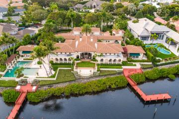 Home for Sale at 379 Eagle Drive, Jupiter FL 33477