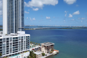 Home for Sale at 601 NE 27th Street #1701, Miami FL 33137