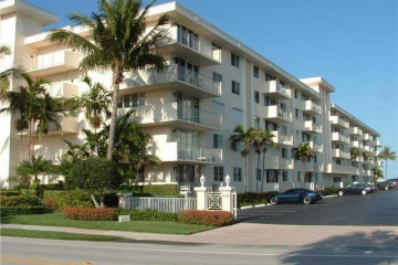 Home for Sale at 630 Ocean Drive #105, Juno Beach FL 33408