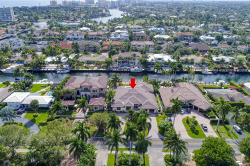 Home for Sale at 2420 NE 27 Street, Lighthouse Point FL 33064
