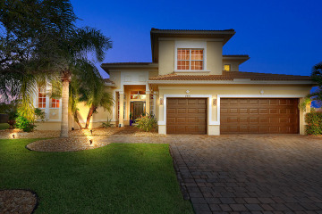 Home for Sale at 11416 SW Aventino Drive, Port Saint Lucie FL 34987