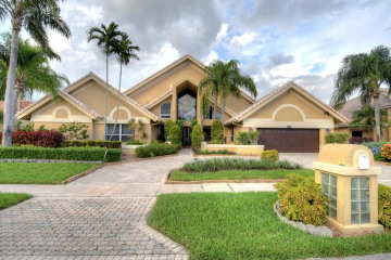 Home for Rent at 10181 SW 3rd Street, Plantation FL 33324