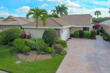 Home for Sale at 7514 Glendevon Lane, Delray Beach FL 33446
