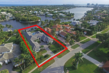 Home for Sale at 12184 Captains Landing(s), North Palm Beach FL 33408