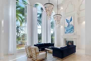 Home for Sale at 760 Harbour Isle Court, North Palm Beach FL 33410