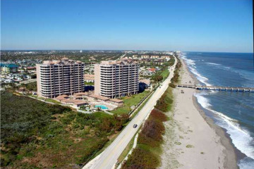 Home for Sale at 700 Ocean Royale #202, Juno Beach FL 33408
