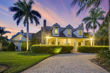 Home for Sale at 14639 Crazy Horse Lane, West Palm Beach FL 33418