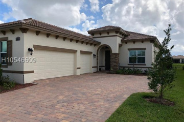 Home for Sale at 22043 SW Tivolo Way, Port Saint Lucie FL 34986