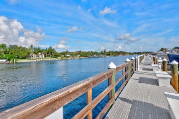 Home for Sale at 724 Bay Colony Drive S, Juno Beach FL 33408