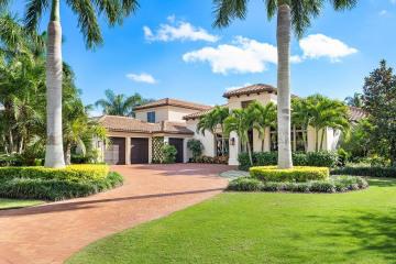 Home for Sale at 11772 Calleta Court, Palm Beach Gardens FL 33418