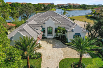 Home for Sale at 14694 Palmwood Road, Palm Beach Gardens FL 33410