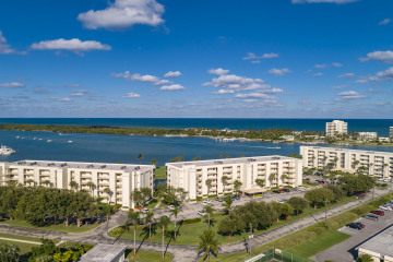 Home for Sale at 300 Intracoastal Place #201, Tequesta FL 33469
