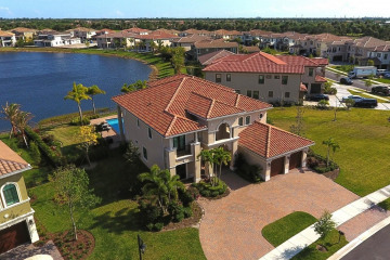 Home for Sale at 10452 N Barnsley Drive, Parkland FL 33076