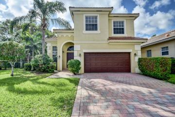 Home for Sale at 5755 Via De La Plata Circle, Delray Beach FL 33484