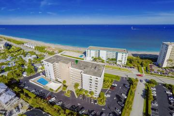 Home for Sale at 911 Ocean Drive #104, Juno Beach FL 33408