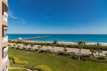 Home for Sale at 750 Ocean Royale Way #505, Juno Beach FL 33408