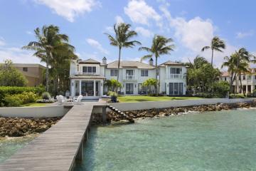 Home for Sale at 1610 N Ocean Boulevard, Palm Beach FL 33480