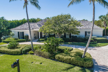 Home for Sale at 11427 Turtle Beach Road, North Palm Beach FL 33408