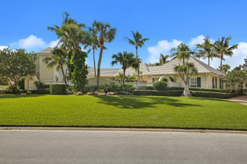 Home for Sale at 732 Village Road, North Palm Beach FL 33408