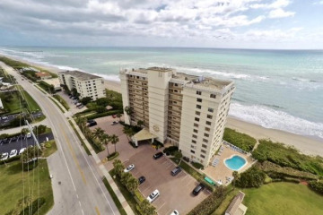 Home for Sale at 840 Ocean Drive #106, Juno Beach FL 33408