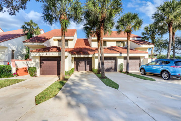 Home for Sale at 404 Sea Oats Drive #C, Juno Beach FL 33408