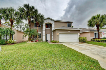 Home for Sale at 2444 SE Springtree Place, Stuart FL 34997