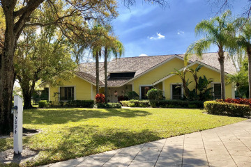 Home for Rent at 5894 Whirlaway Road, Palm Beach Gardens FL 33418