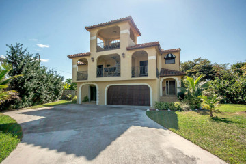 Home for Sale at 500 S Lyra Circle, Juno Beach FL 33408